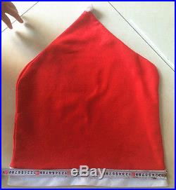 SANTA HAT DINING CHAIR COVERS CHRISTMAS PARTY COVER / DINNER TABLE DECORATION