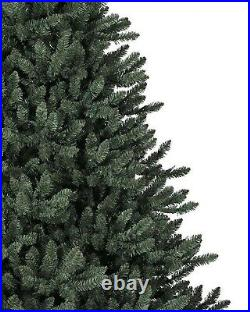 Sale 40% Balsam Hill Classic Blue Spruce UNLIT 4.5′x40 FREE SHIPPING USA