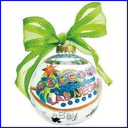 Santa Barbara Design Studio Lolita Holiday Moments Glass Ball Ornament Las Vegas