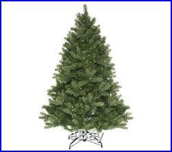 Santa's Best 5′ Colorado Spruce Tree wEZ Power&7 Light Functions H203072 h204231