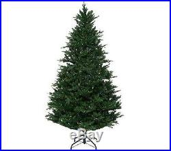 Santa's Best 7.5′ Balsam Fir Tree with RGB+ Function