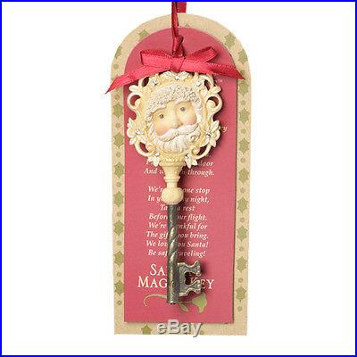 Santas Magic Key Ornament