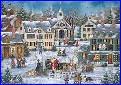 Spirit of Christmas Advent Calendar (Countdown to Christmas), NEW