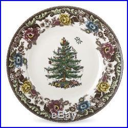 Spode Christmas Tree Grove Dinner Plate, Set of 4