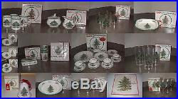 Spode Christmas Tree Pattern Tableware and more