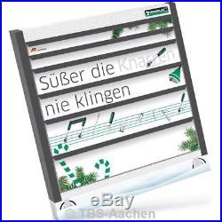 Stahlwille Werkzeug Adventskalender 2017 24-tlg. Knarren-Satz + Smartphone-App