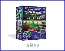 Star Shower Laser Light AS SEEN ON TV Christmas Decorations Indoor Outdoor Use