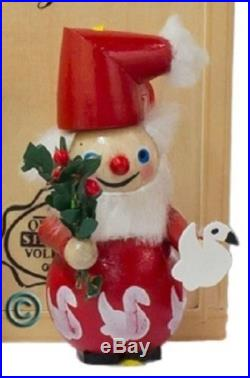 Steinbach 12 Days of Christmas Seven Swans Swimming German Ornament Germany New