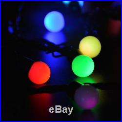 String Lights Ball LED Color Changing Home Decor Party Christmas Lighting New