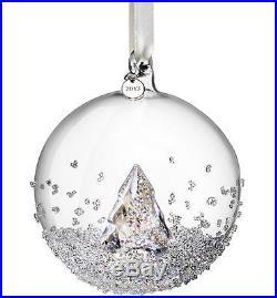 Swarovski 2013 Annual Edition Christmas Ball Ornament RARE