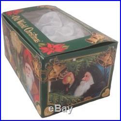 T Rex Dinosaur Glass Old World Christmas Ornament Decoration 12368 FREE BOX