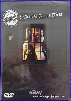 The Original Virtual Santa Claus In The Window Dvd
