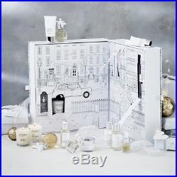 The White Company Advent Beauty Calendar Christmas Xmas Gift Set Unisex 2018