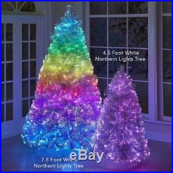 The White Northern Lights Christmas Tree (4 1/2')