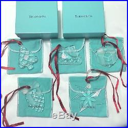 Tiffany Ornaments Christmas Tree Ornament Lot