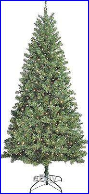 Tree Douglas 7ft Multi Ul, No 10870, Santas Forest Inc