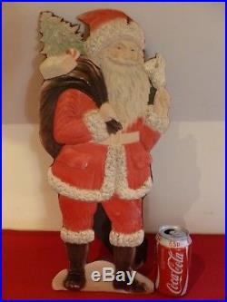 FATHER CHRISTMAS SANTA CLAUS COSTUME For Children BNIP