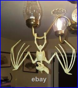 Vampire BAT Skeleton Bat Hanging Bat Halloween Horror MORE COMING SOON