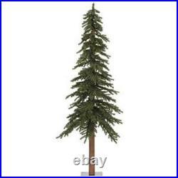 Vickerman 7′ Natural Alpine Artificial Christmas Tree Unlit