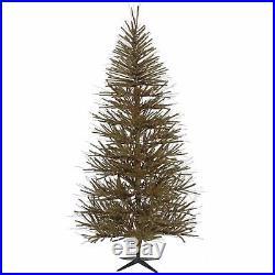 Vickerman 7′ x 46 Vienna Twig Medium Artificial Christmas Tree Unlit