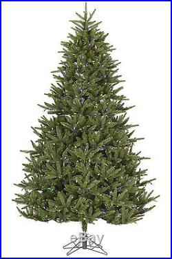 Vickerman 9′ x 67 Berkshire Fir Multi-Color LED Lights Holiday & Christmas Tree
