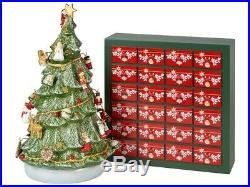 Villeroy & Boch 1486029598 Christmas Toys Memory Adventskalender 3D Baum