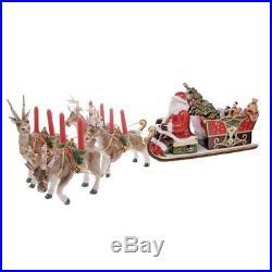 Villeroy & Boch Christmas Toys Memory Santa's Schlittenfahrt 22 cm