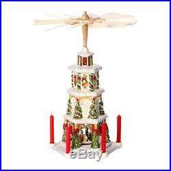 Villeroy & Boch Christmas Toys Memory Weihnachtspyramide 41 cm