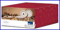 Villeroy & Boch Christmas Toys Toy's Delight Teller Set 8tlg