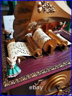 Vintage (1996) Mr Christmas Holiday Music Box 15 Carols, 15 classics