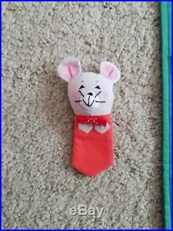 Vintage Avon Christmas Count Down Calendar Advent Calendar With Mouse