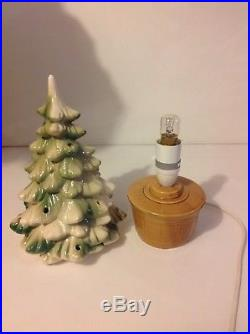 Vintage Christmas Tree Lamp Decoration Retro Lights