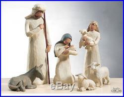WILLOW TREE Die heilige Familie SET Nativity NEU/OVP Weihnachten Krippenfiguren