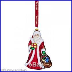 Waterford 2014 Santa Claus Ornament
