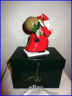 Wendt Kühn 6301/5H großer Weihnachtsmann mit Spielzeug originalverpackt