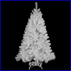White Christmas Tree Artificial Pine Bushy Outdoor Xmas Home Decoration 4-12FEET