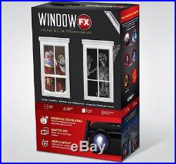 Window FX Christmas and Halloween Digital Seasonal Projector with Remote