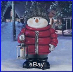 Winter Snowman Greeter