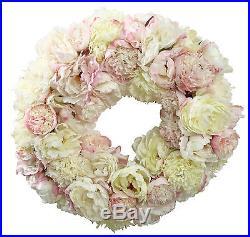 Winward Designs Peony Wreath