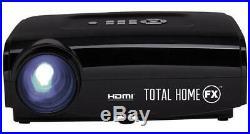 Xmas Display Total Home FX Plus HDMI Festive Video Digital Media Projector