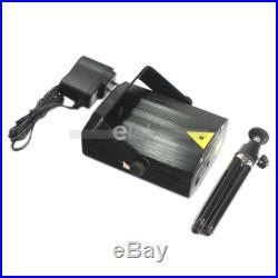 Xmas/Landscape Laser Beam Star Light Motion Projector-No More LED String Lights